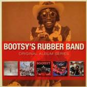BOOTSYS RUBBER BAND  - 5xCD ORIGINAL ALBUM SERIES