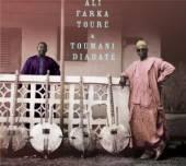 TOURE ALI FARKA/TOUMANI DIABAT  - CD ALI AND TOUMANI