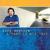 MONTOYA COCO  - CD I WANT IT ALL BACK