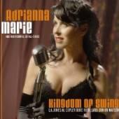 MARIE ADRIANNA  - CD KINGDOM OF SWING