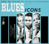 VARIOUS  - 2xCD BLUES ICONS
