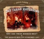 DOUG SAHM PRES THE TEXAS MAVE  - 2xCD WHO ARE THESE M..