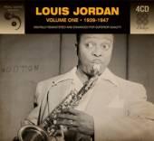 JORDAN LOUIS  - 4xCD VOLUME ONE 1939-1947