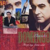 DOMINGO PLACIDO  - CD FROM MY LATIN SOUL