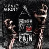 LIFE OF AGONY  - CD PLACE WHERE THERE'S NO MORE PAIN