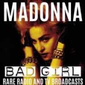 MADONNA  - VINYL BAD GIRL: RARE..