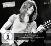 TRAVERS PAT  - 3xCD LIVE AT ROCKPALAST - COLOGNE 1976