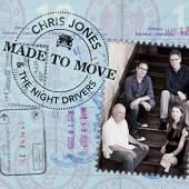 JONES CHRIS  - CD MADE TO MOVE