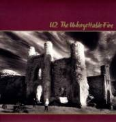 U2  - VINYL UNFORGETTABLE FIRE [VINYL]