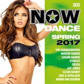 VARIOUS  - 2xCD NOW DANCE - SPRING 2017