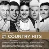 HALL OF FAME NO1 COUNTRY HITS  - CD HALL OF FAME NO1 COUNTRY HITS