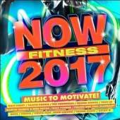 VARIOUS  - CD NOW FITNESS 2017