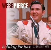 PIERCE WEBB  - CD HOLIDAY FOR LOVE
