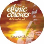 ETHNIC COLOURS  - CD MYSTIC AROUND THE WORLD