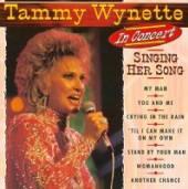 WYNETTE TAMMY  - CD IN CONCERT-SINGING HER SO