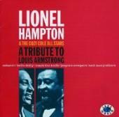 HAMPTON LIONEL & COZY CO  - CD A TRIBUTE TO LOUIS ARMSTR