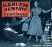 HARLEM HAMFATS  - 4xCD MASTERS OF JAZZ & BLUES 1936-1944