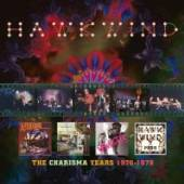 HAWKWIND  - 4xCD THE CHARISMA YEARS 1976-1979 (4CD)