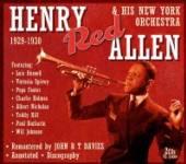 HENRY RED ALLEN & HIS NEW YORK  - 2xCD 1929-1930