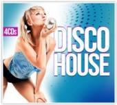 VARIOUS  - CD DISCO HOUSE