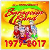SARAGOSSA BAND  - CD 1977-2017 (40TH ANNIVERSARY BO