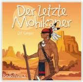 GELESEN VON BODO PRIMUS  - CD DER LETZTE MOHIKANER VON J.F.C