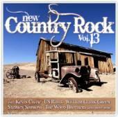 VARIOUS  - CD NEW COUNTRY ROCK VOL. 13