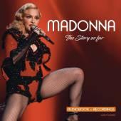 MADONNA  - CD THE STORY SO FAR