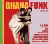 VARIOUS  - CD GHANA FUNK [DIGI]