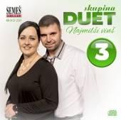 DUET  - CD NAJMILSI VINS /3/