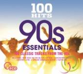 VARIOUS  - 5xCD 100 HITS - 90S ESSENTIALS