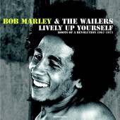 MARLEY BOB & THE WAILERS  - CD LIVELY UP YOURSELF