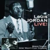 JORDAN LOUIS  - CD LOUIS JORDAN LIVE