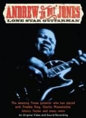 ANDREW JR BOY JONES  - DVD LONE STAR GUITARMAN