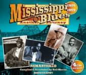 VARIOUS  - 4xCD MISSISSIPPI BLUES - ANOTHER JOURNEY