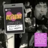 BUZZCOCKS  - 2xCD+DVD ACCESS ALL AREAS