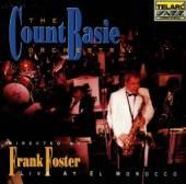BASIE COUNT  - CD LIVE AT EL MOROCCO