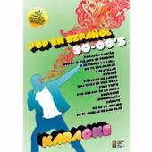 VARIOUS  - DVD KARAOKE POP EN ESPANOL 90-00S