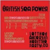 BRITISH SEA POWER  - 2xVINYL LET THE DANC..