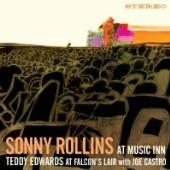ROLLINS SONNY  - CD AT MUSIC INN + BONUS ALBU