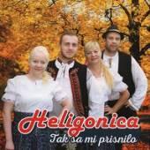 HELIGONICA  - CD TAK SA MI PRISNILO