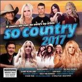 VARIOUS  - 2xCD SO COUNTRY 2017