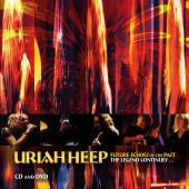 URIAH HEEP  - 3xCD FUTURE ECHOES O..