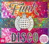 VARIOUS  - 3xCD FUNK THE DISCO