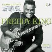 KING FREDDY  - 2xVINYL FREDDY KING SINGS/.. [VINYL]