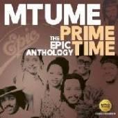 MTUME  - CD+DVD PRIME TIME: THE EPIC ANTHOLOGY