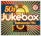 VARIOUS  - CD 50S JUKEBOX INSTRUMENTAL HITS