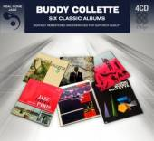 COLLETTE BUDDY  - 4xCD 6 CLASSIC ALBUMS