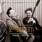 VERBRAAK EN VAN BIJNEN  - CD 2ND LINE CITY