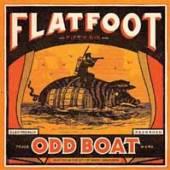FLATFOOT 56  - VINYL ODD BOAT (RED VINYL) [VINYL]